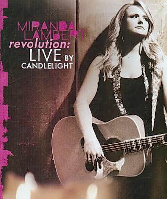 REVOLUTION:LIVE BY CANDLELIGHT BY LAMBERT,MIRANDA (DVD)